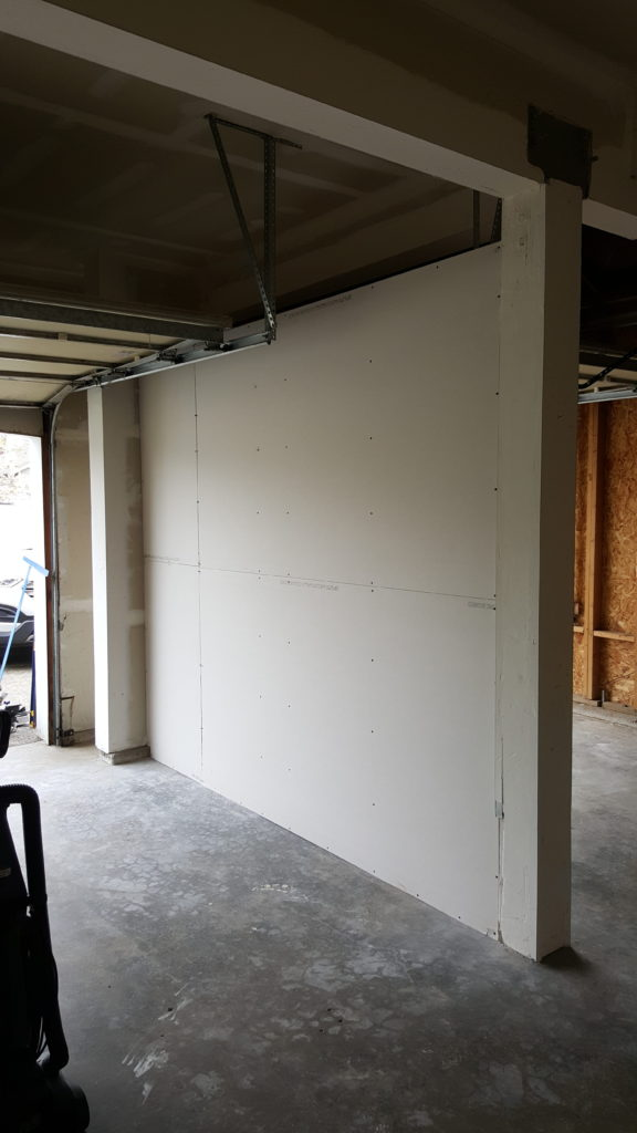 Seattle Garage Remodel